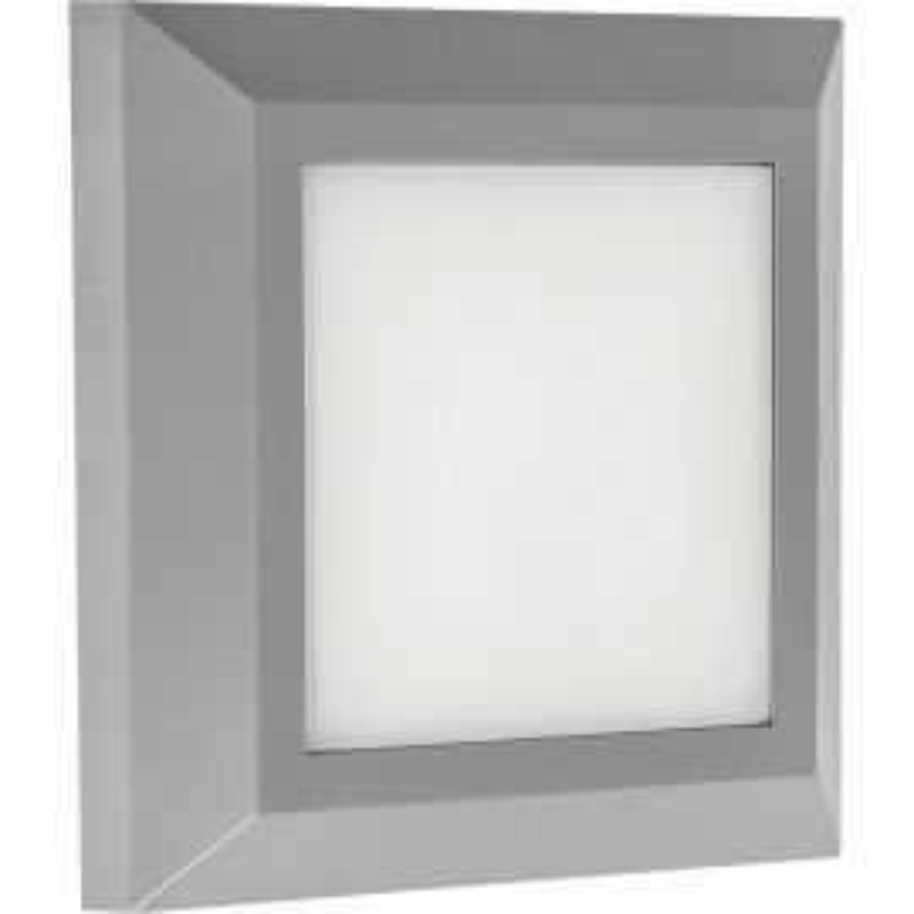גוף תאורה SQPlast DIRECT של VEGA  - לבחירה לבן/אפור וגוון אור
