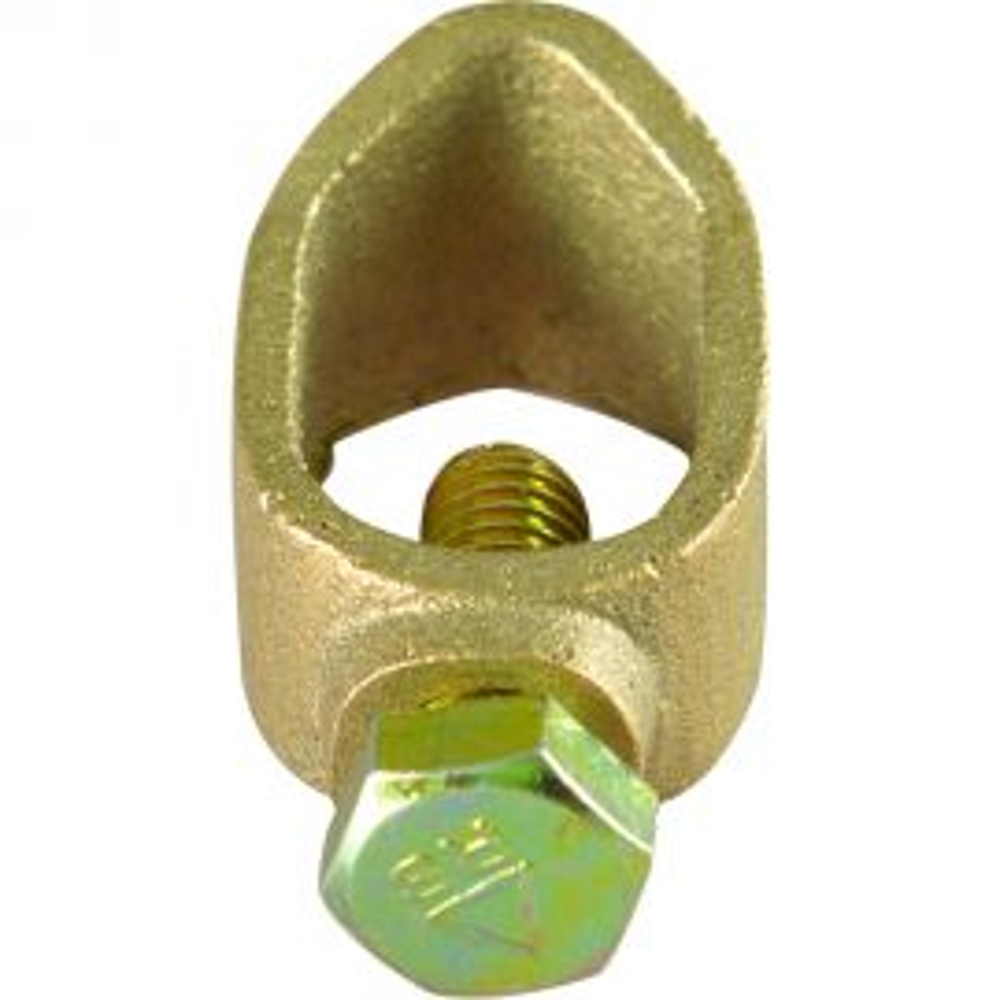 מהסק טבעת לאלקטרודה - מהדק יחיד
