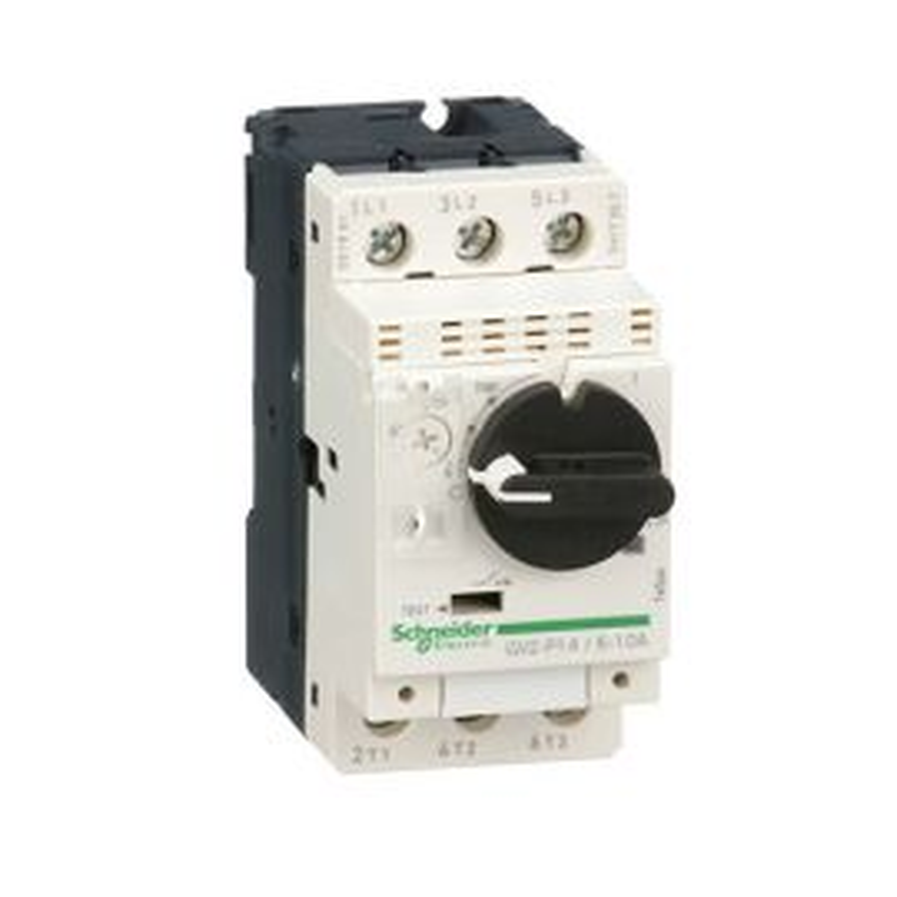 הגנה למנוע GV2P14   6-10A