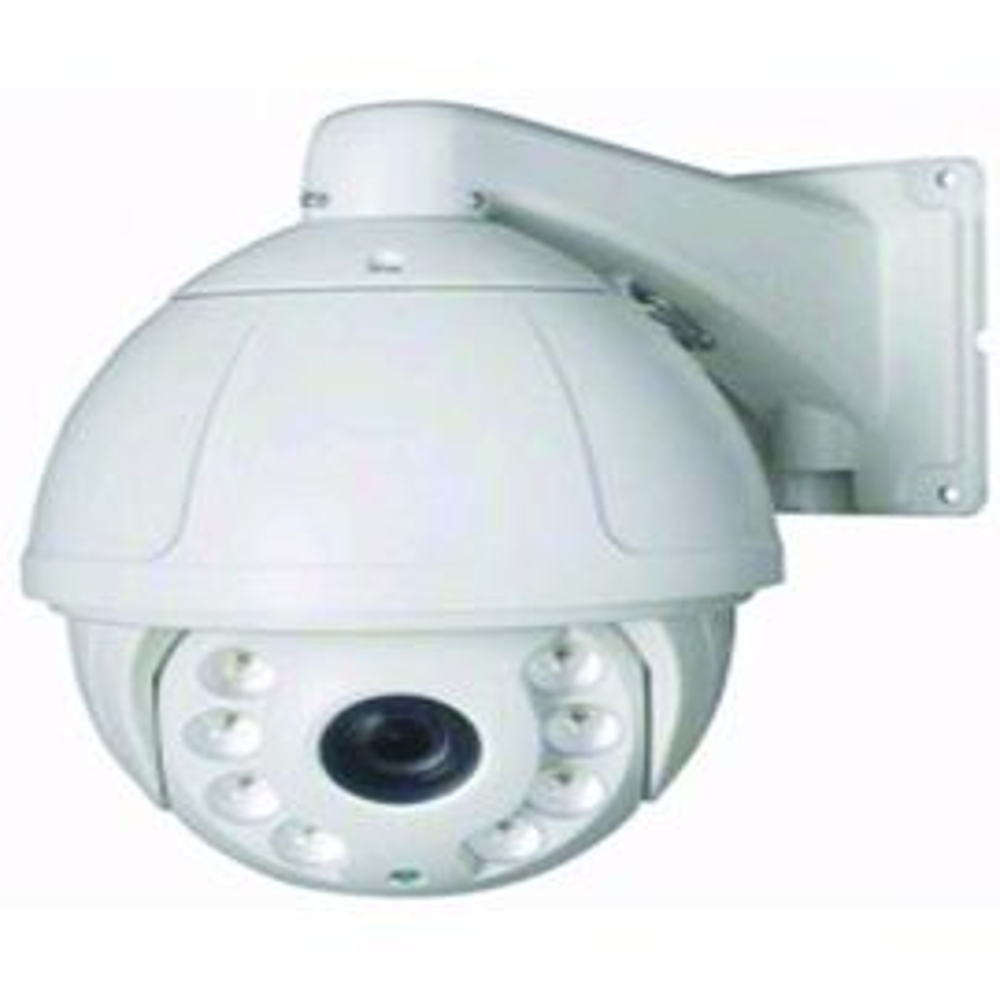 מצלמת PTZ IP ממונעת זום 10X