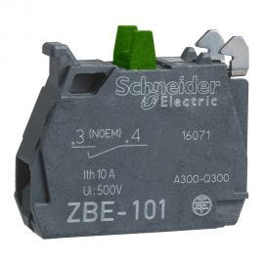 מגע ZBE101  1NO