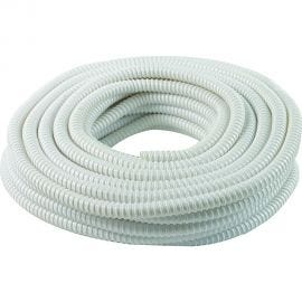 צינור גמיש לבן