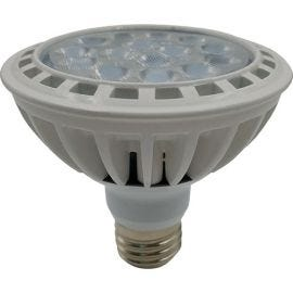 נורת LED PAR30 לבנה גוון  15W/16W WW