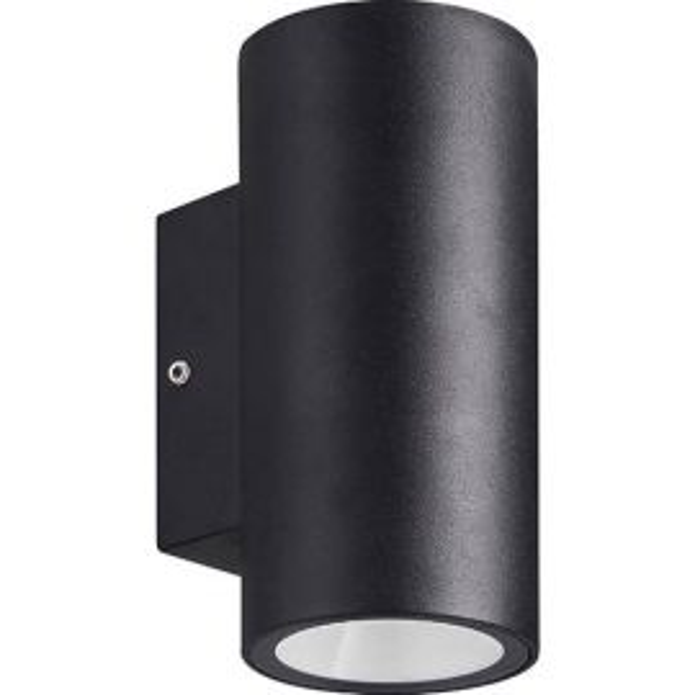 גוף תאורה עגול IDAN Up/Down לבחירה - שחור/לבן/בזלת וגוון אור+הספק