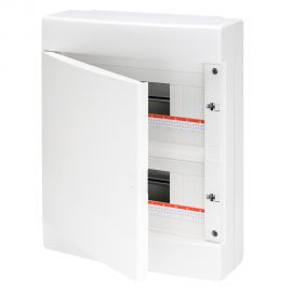 """לוח תקשורת עה""""ט עם דלת- 24 מודולים GEWISS"""