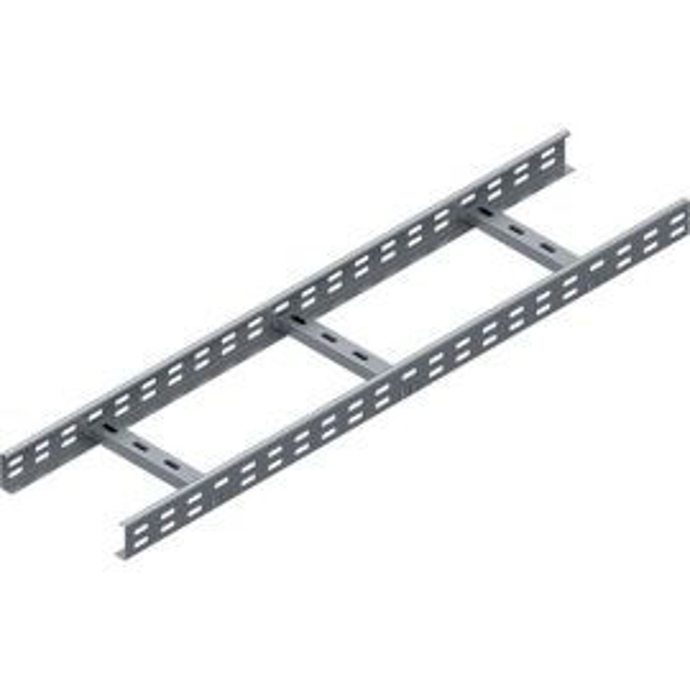 """סולמות כבלים מפלדה מגולוונת גובה 60 מ""""מ PKM…H60 , עובי 1.5 מ""""מ"""