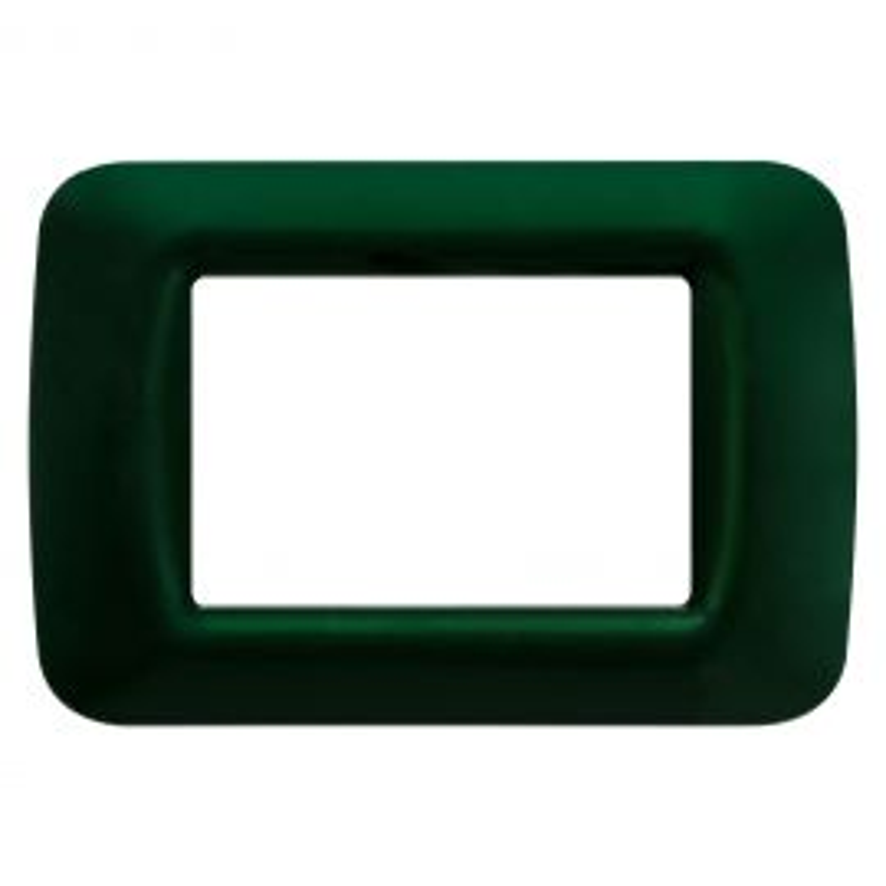 מסגרת TOP טכנו פולימר צבוע גימור ירוק עמוק