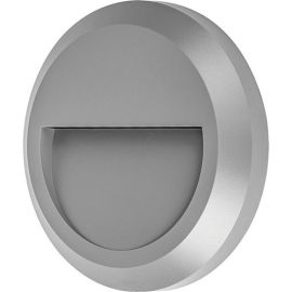 גוף תאורה OPlast STEP של VEGA  - לבחירה לבן/אפור וגוון אור